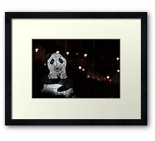 Oz Asia Panda Framed Print