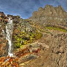 Clements Falls by Dennis Jones - CameraView