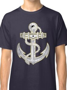 Vintage GOLD Anchor  Classic T-Shirt