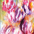 Rainbow Tulips by Susan Duffey
