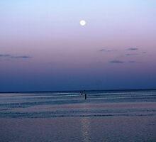 """Key Largo Moon"" by Alton Coleman"