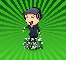 JackSepticEye | Top Of The Morning by Jonathan Crow