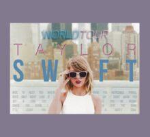 Taylor Swift 1989 World Tour Design Kids Clothes