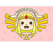 Zelda, Princess of Hyrule Photographic Print