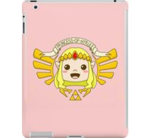 Zelda, Princess of Hyrule iPad Case/Skin