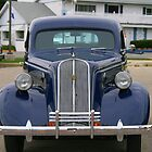 Front View Of Vintage Nash by kkphoto1