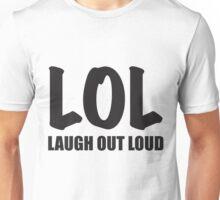 LOL (Laugh Out Loud) Unisex T-Shirt