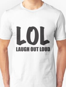 LOL (Laugh Out Loud) T-Shirt
