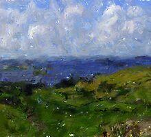 irish coast by markgd