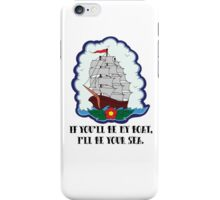 I live to let you shine. iPhone Case/Skin