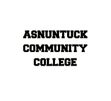 ASNUNTUCK COMMUNITY COLLEGE by philbeck