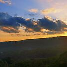 Ithaca NY Overklook Panorama by PJS15204