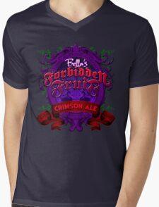 Bella's Forbidden Fruit Mens V-Neck T-Shirt
