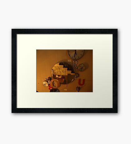 Aladdin's Cave (1) Framed Print