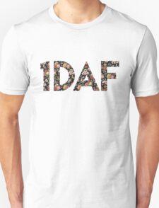 1D AF floral T-Shirt