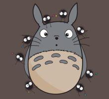 Little Totoro Baby Tee