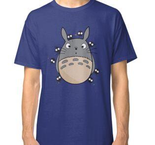 Little totoro men 39 s baseball t shirts by alexhefe T shirt printing port saint lucie fl