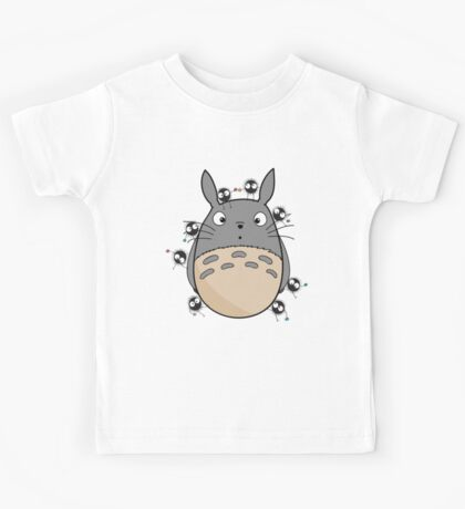 Little Totoro Kids Tee