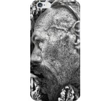 Silence Black and White iPhone Case/Skin