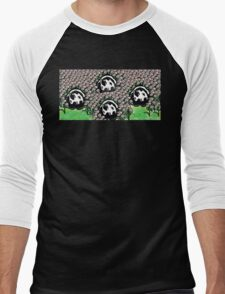 Sleeping babies  Men's Baseball ¾ T-Shirt