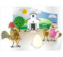 Two Scrambled Eggs - Family Album 1 Poster