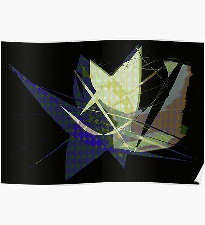 paper sculpture Poster