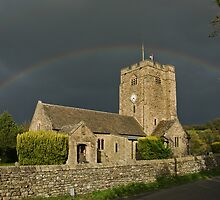 St Bartholomew's church, Barbon by Steve  Liptrot