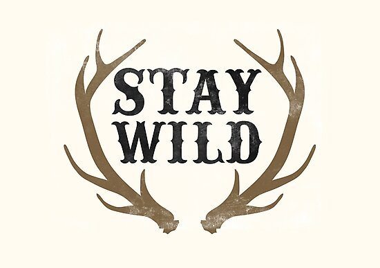 Stay Wild by TheLoveShop