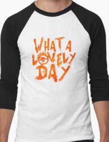 What a Lovely Day - Max Men's Baseball ¾ T-Shirt