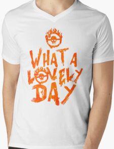What a Lovely Day - Warrior Mens V-Neck T-Shirt