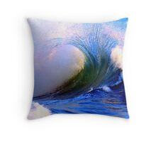 Conflict Throw Pillow