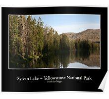 Sylvan Lake Two Poster