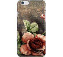7.2.2015: Plastic Flowers iPhone Case/Skin