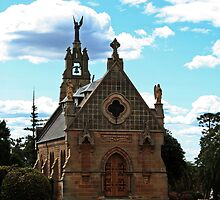 St Michael the Archangel Chapel by Evita