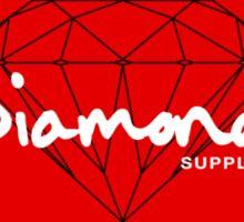 Diamond Supply Co. Sticker