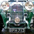 Classic Lagonda-Here's lookin' at ya! by oulgundog