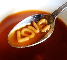 Alphabet Soup Love! by Ilio