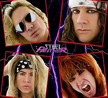 Steel Panther Album by Tadhexum2002