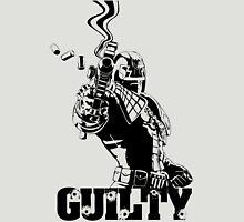 Guilty!!! Unisex T-Shirt