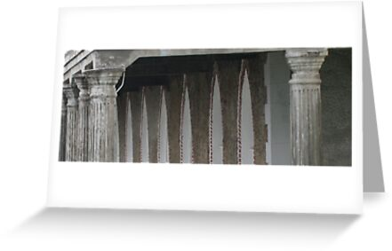 Pillar by Denny  Willis