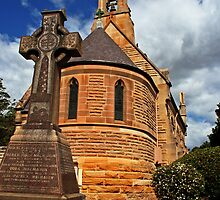 St Michael the Archangel Chapel #3 by Evita