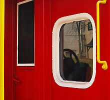 Window Light by Richard G Witham