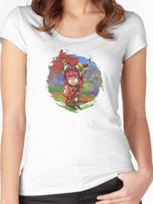 Mini Alexstrasza Women's Fitted Scoop T-Shirt