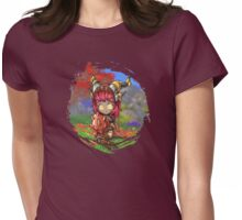 Mini Alexstrasza Womens Fitted T-Shirt