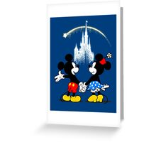 Making Wishes Come True Greeting Card
