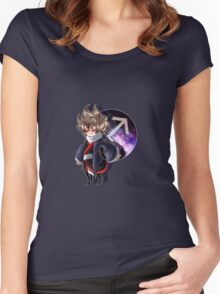 Sagittarius Ace Women's Fitted Scoop T-Shirt
