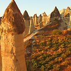 Valley of Love, Goreme, Turkey by Carole-Anne