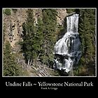 Undine Falls One by FrankGImages
