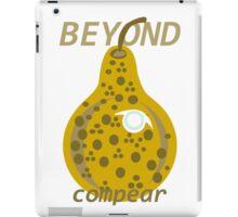 beyond compear iPad Case/Skin