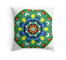 Holiday Tree 06 Throw Pillow